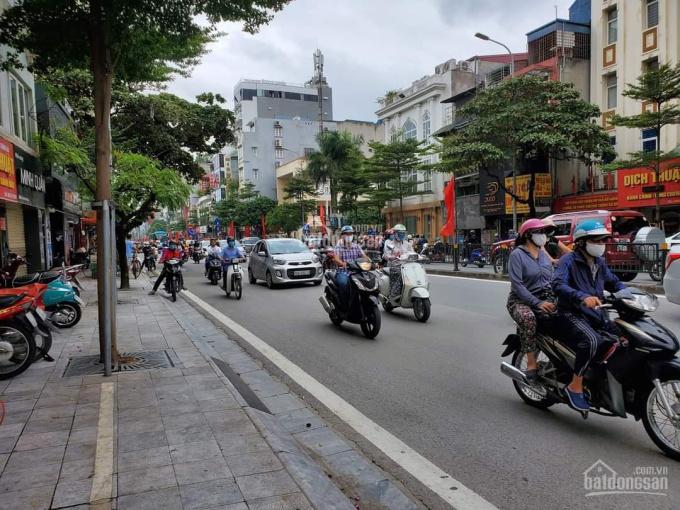 Bán nhà mặt phố Tôn Đức Thắng, Đống Đa, Hà Nội kinh doanh đỉnh, DT: 118m2 x 5 tầng, vỉa hè to 40 tỷ ảnh 0