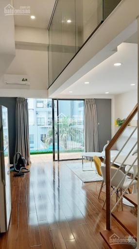 Bán căn hộ Duplex M-One Quận 7, DT 52m2, đầy đủ nội thất, view đẹp, giá chỉ 1.8 tỷ. LH: 0935299000 ảnh 0