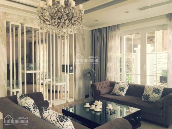 Cho thuê biệt thự 4 PN, 220m2 đất tại KĐT Palm Garden, Việt Hưng, Long Biên, 22tr/th, LH 0974002996 ảnh 0