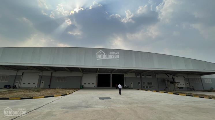 Bán 5ha xưởng sản xuất tại khu công nghiệp Việt Nam Singapore 2A, đã có 1.2ha nhà xưởng hoàn thiện ảnh 0