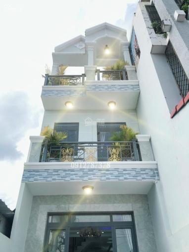 Bán nhà Nhà Bè đường Huỳnh Tấn Phát DT 4m x 28m, 4 phòng ngủ, mặt tiền hẻm. Giá 4.6 tỷ ảnh 0