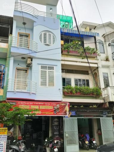 Nhà mặt tiền đường quận Tân Phú ảnh 0