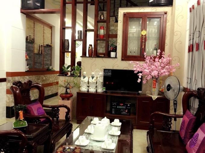 Nhà Nguyễn Triệu Luật, Bình Tân, nhà đẹp có sân rộng, 5x15m, 4,65 tỷ ảnh 0