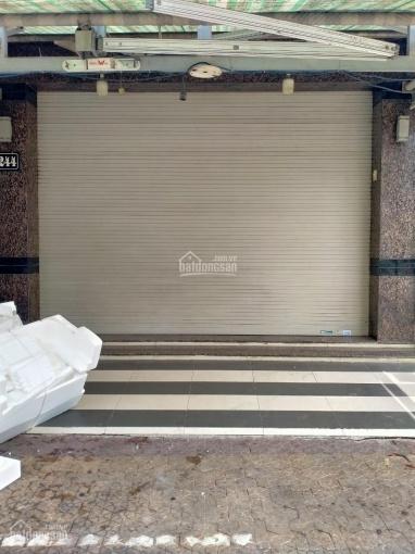 Cho thuê nhà mặt tiền 98 Bàu Cát, Phường 14, Quận Tân Bình. DTSD 300m2 ảnh 0