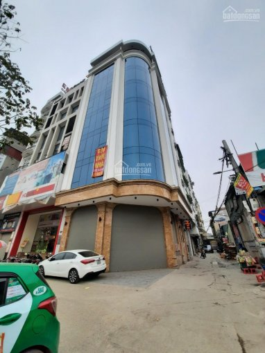 Cho thuê biệt thự ngã tư Nguyễn Xiển, Khuất Duy Tiến 160m2 x 6 tầng mới hoàn thiện giá 60tr/tháng ảnh 0