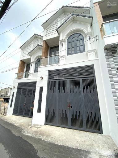 Bán nhà 125m2, 1 trệt 1 lầu sổ hồng riêng thổ cư, kế chợ & trường chính trị, hỗ trợ vay ngân hàng ảnh 0