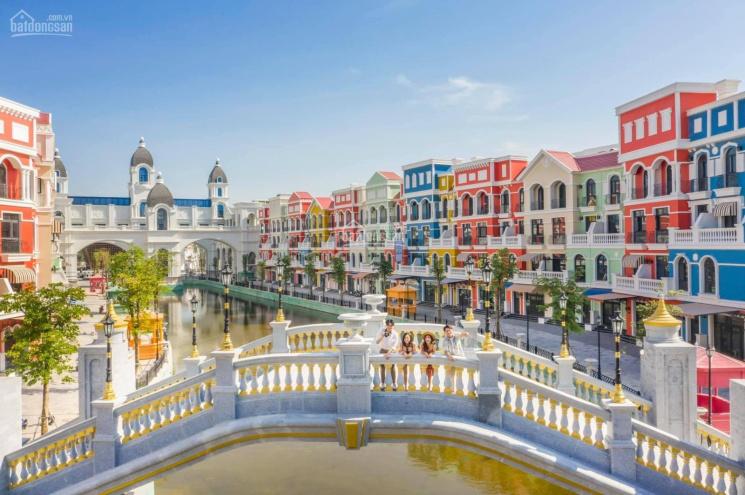 Bán Shophouse Grand World Phú Quốc chỉ 16,5 tỷ/căn 82m2, sẵn HĐT 420tr/năm ảnh 0
