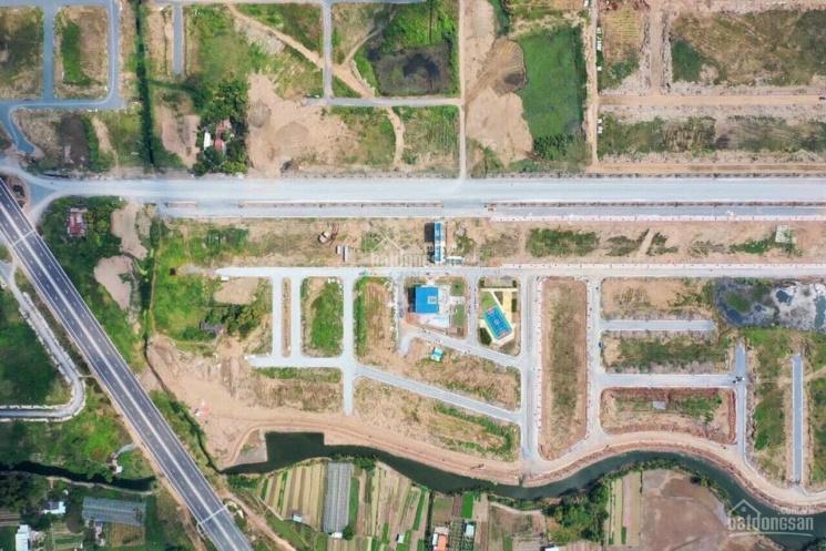 Mở bán đất nền có sổ chỉ 22 - 25tr/m2 gần KCN Hải Sơn - chợ Hưng Long Bình Chánh tiện ích đầy đủ ảnh 0