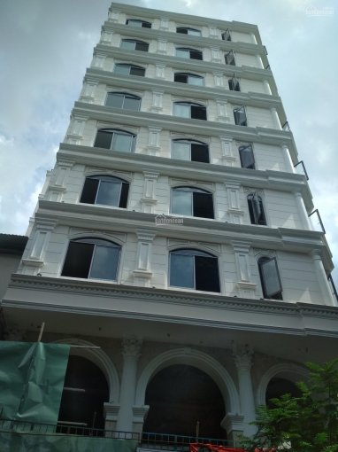Cho thuê tòa nhà văn phòng mặt tiền đường Mạc Đĩnh Chi - Điện Biên Phủ, Đa Kao Q1. 200tr ảnh 0