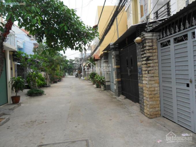 Bán nhà 12x21m khu chợ Vải Tân Bình, quận Tân Bình, giá 25 tỷ ảnh 0