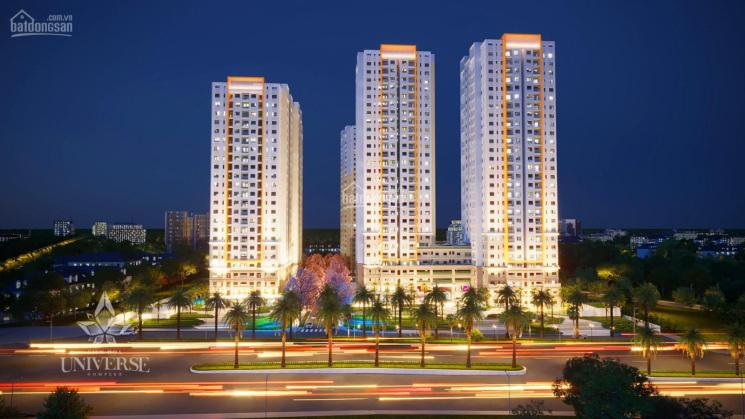 Chiết khấu từ 5%-18% căn hộ Biên Hòa Universe hàng nội bộ căn 3PN-giá 31tr/m2 - LH 0932720396 ảnh 0