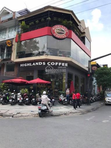 Cho thuê góc 2 mặt tiền Xô Viết Nghệ Tĩnh P21 Q. Bình Thạnh, 3 tầng. Cafe, nhà hàng, shop, showroom ảnh 0