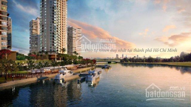 4 phòng ngủ tại Đảo Kim Cương với tầm nhìn ra sông đẹp nhất thành phố ảnh 0