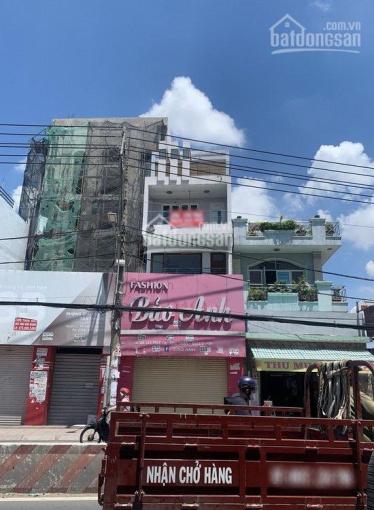 Cho thuê nhà nguyên căn 4 lầu mặt tiền KDMB Huỳnh Tấn Phát, P. Bình Thuận, Quận 7 ảnh 0