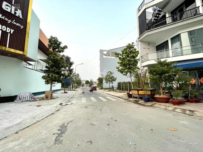 Bán đất diện tích 88,6 m2 KDC D2D đường Võ Thị Sáu, phường Thống Nhất, sổ hồng thổ cư 100% ảnh 0