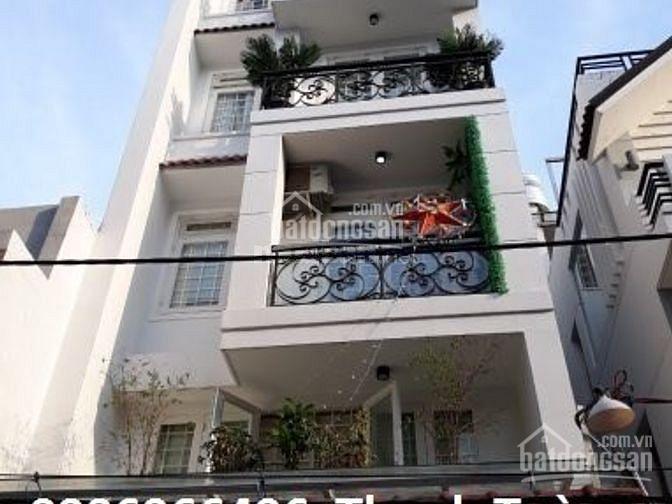 Phường 16 nhà 5 tầng đồng bộ sạch đẹp Nguyễn Chí Thanh, hẻm 6m thông, (4*14m), 9.8 tỷ, quận 11 ảnh 0