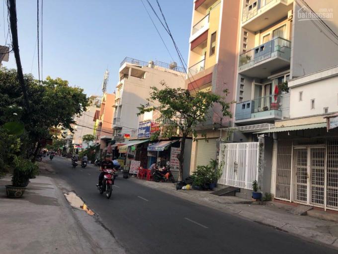 Bán nhà mặt tiền đường số đẹp nhất Cư Xá Ngân Hàng, phường Tân Thuận Tây, Q.7 ảnh 0