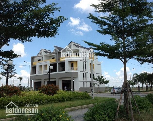 Bán đất nền dự án tại khu đô thị Daresco Đức Hòa 3, thổ cư 100%, sổ riêng từng nền - CĐT 0937500079 ảnh 0