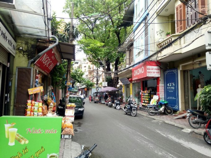 Chính chủ bán nhà Núi Trúc, Ba Đình, đường rộng, KD tốt. DT 66m2x3T, đang cho thuê cực tốt 12.3 tỷ ảnh 0