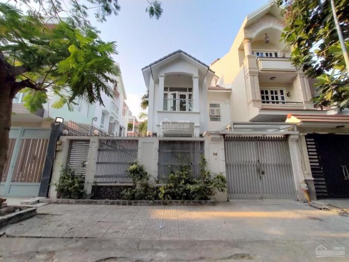 Cho thuê biệt thự 10x20m, khu An Phú An Khánh, giá 43tr/tháng, đường rộng thông thoáng ảnh 0