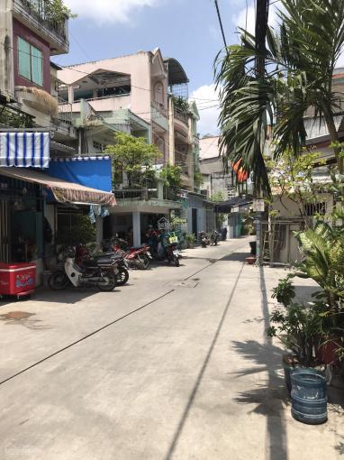 Bán nhà HXH 708 Hồng Bàng, P1, Q11, 97m2 (4.3x16.5m) giá: 7tỷ2 ảnh 0