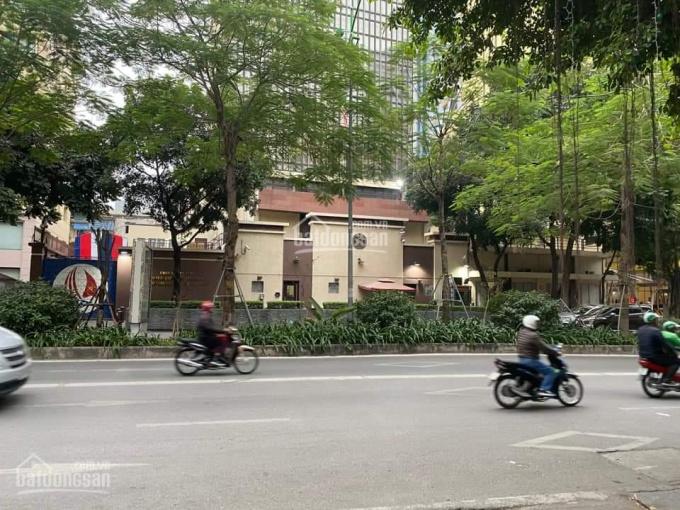 Bán nhà mặt phố Láng Hạ Ba Đình, DT 76m2 5 tầng, vỉa hè kinh doanh, giá 21,5 tỷ ảnh 0