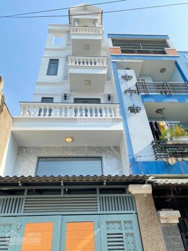 Bán gấp nhà HXH Nguyễn Kim, Phường 7, Quận 10, 35m2 (3.5x10m) 4 tầng 4PN giá chỉ 7.3 tỷ - vip KD ảnh 0