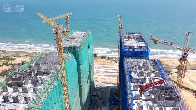 Cần bán nhanh - lỗ 150 triệu - căn Apec Mũi Né ở tòa Ruby sát biển - tầng cao view biển ảnh 0