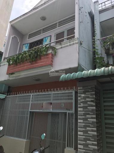 Bán nhà hẻm Bà Hom, 35m2, nở hậu, 1 trệt 1 lầu ảnh 0
