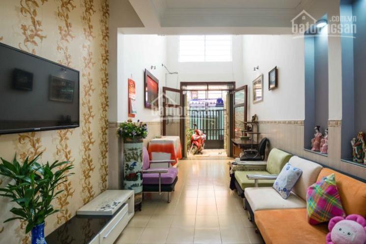 Gia đình cần cho thuê nhà mặt tiền Lê Quang Định kinh doanh đa nghề, 3 tầng 6 phòng giá 45tr ảnh 0