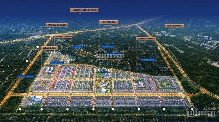 Nhà phố liền kề dự án khu đô thị thương mại giải trí Gem Sky World ảnh 0