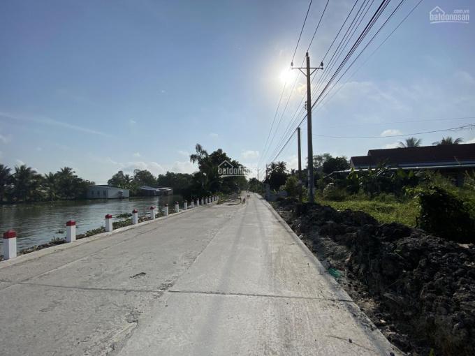 Bán đất tặng nhà yến kênh xáng Giồng Riềng - Chợ Giục Tượng - Châu Thành giá tốt nhất khu vực ảnh 0