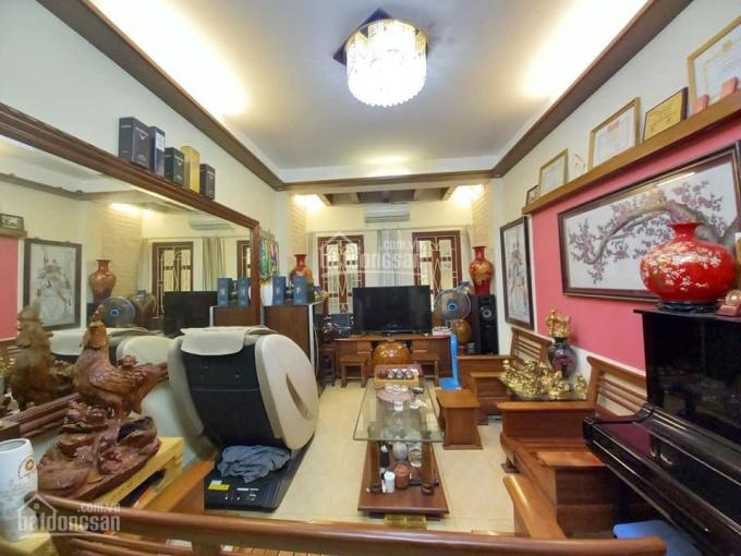 Cực hiếm! Bán nhà Nguyễn Thái Học, Hà Đông 52m2x3t, Vài bước ra mặt phố, giá 3.55 tỷ ảnh 0