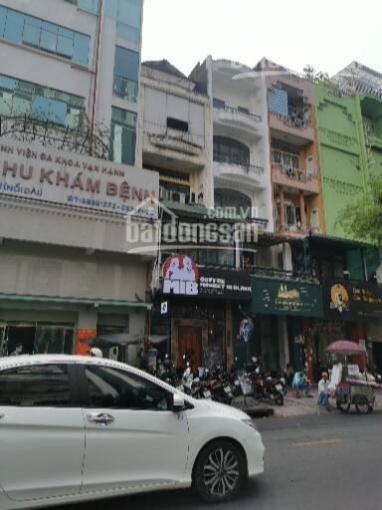 Bán nhà mặt tiền đoạn Lê Minh Xuân - Lý Thường Kiệt, Phường 7, Tân Bình (11x27m) 3 lầu, giá 50 tỷ ảnh 0