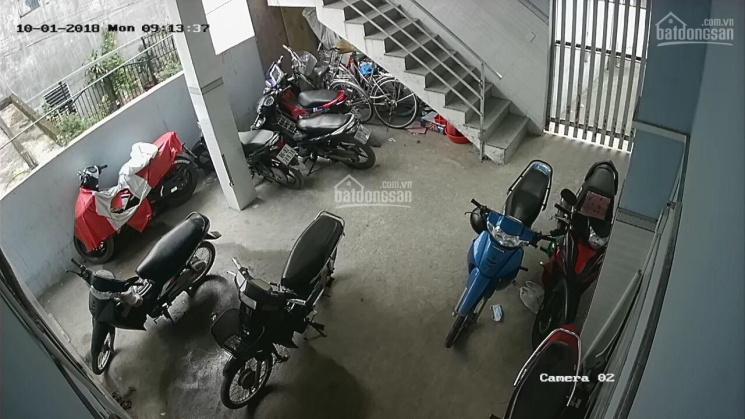 Dãy trọ 2 lầu 19 phòng thu nhập 46 triệu/ tháng ngay KCX Tân Thuận Q7, giá tốt ảnh 0