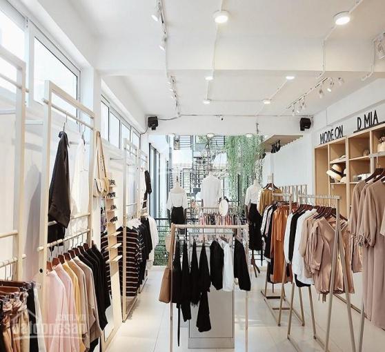 Cho thuê nhà khu chuyên kinh doanh thời trang, Huỳnh Văn Bánh, 5.5x14m, 3 lầu, đường trước nhà 6m ảnh 0
