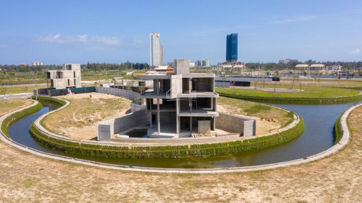 Lô đất biệt thự biển hai mặt tiền cách biển chỉ 500m phù hợp đầu tư xây villa ảnh 0