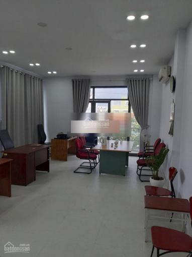 Nhà mặt tiền đường 42, 5m x 20m, 1 trệt 3 lầu và sân rộng thích hợp mở văn phòng. LH: 0968370648 ảnh 0