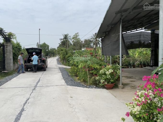 Đất tuyệt đẹp, đường 1/ Trung An, gần sông Sài Gòn, DT 32 x 40m, full thổ cư, chỉ 6tr2/m2 ảnh 0