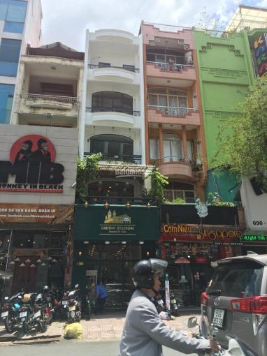 Bán nhà mặt tiền Thuận Kiều - Nguyễn Chí Thanh, Quận 5. DT 4x20m, 3 lầu thuê 55tr, giá chỉ 23 tỷ TL ảnh 0