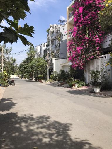 Bán nhà KDC Tân Thuận Nam Phú Thuận, Q7, DT 4 x 20m (3 lầu sân thượng), giá 9.7 tỷ ảnh 0