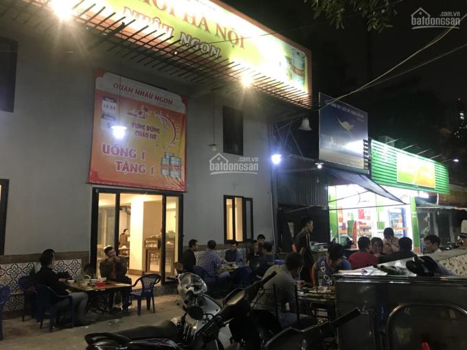Cần sang nhượng quán bia hơi, 140m2 x 3T, Kim Giang Thanh Xuân, kinh doanh sầm uất, 23 tr/th ảnh 0