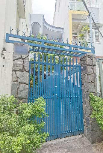 Bán nhà hẻm 128 Phạm Văn Hai, P3, Tân Bình, 3,4x19m, 2 lầu, có sân rộng, gần chợ Phạm Văn Hai ảnh 0