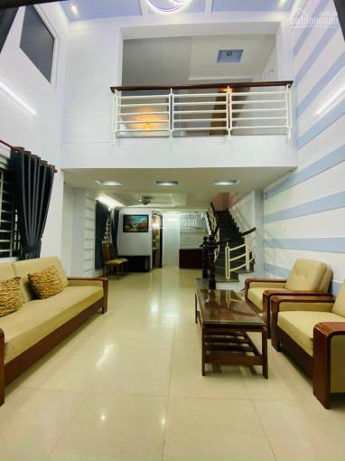 Bán nhà mới đẹp, hẻm xe hơi, 2 lầu BTCT chắc chắn dọn vào ở luôn, 4.7x9.76m vuông vức ảnh 0