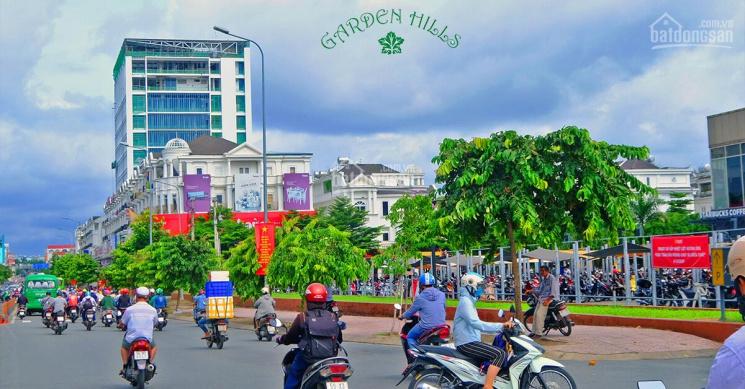 Cho thuê nhà phố nguyên căn mặt tiền Phan Văn Trị, đối diện Cityland Emart - Gò Vấp ảnh 0