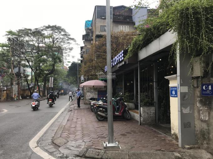 Bán nhà đất mặt phố Vũ Ngọc Phan lô góc 1130m2, vị trí đắc địa ảnh 0