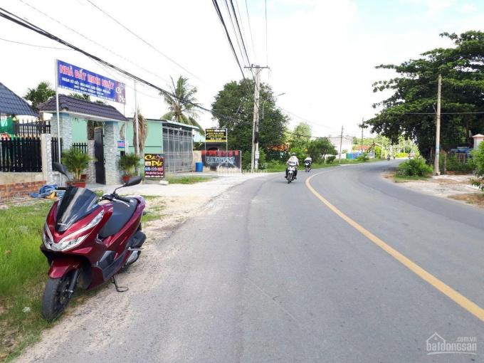 Bán đất mặt tiền 316 m2 đường Hùng Vương, Xã Vĩnh Thanh, Huyện Nhơn Trạch, Tỉnh Đồng Nai ảnh 0
