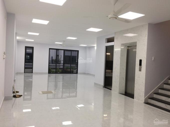 Tòa nhà làm văn phòng 7x20m, 8.5x21m, 9x20m, Kết cấu hầm 5 lầu có thang máy Vạn Phúc City 45 tr/th ảnh 0