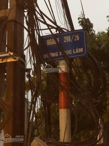 Bán nhà ngõ 298 Ngọc Lâm thông sang ngõ 189 Nguyễn Văn Cừ, giá 3 tỷ ảnh 0