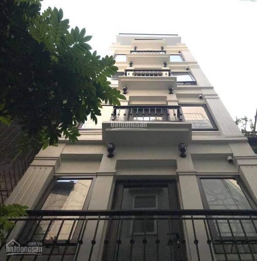 Trung tâm Đống Đa - bán nhà riêng mặt hồ Linh Quang Văn Chương 60m2 x 7 tầng thang máy 21 tỷ ảnh 0